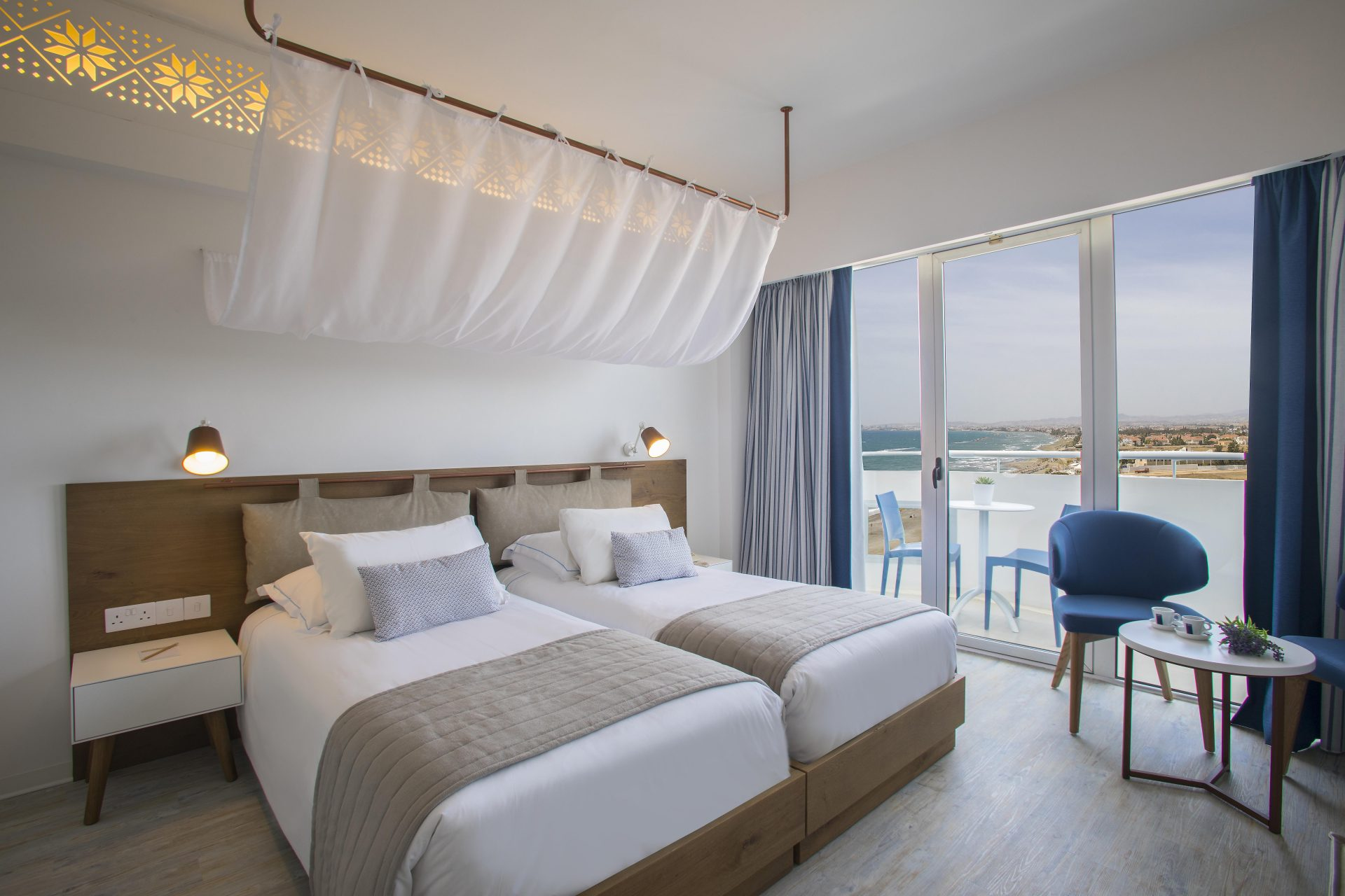 Classic Side Sea View Room