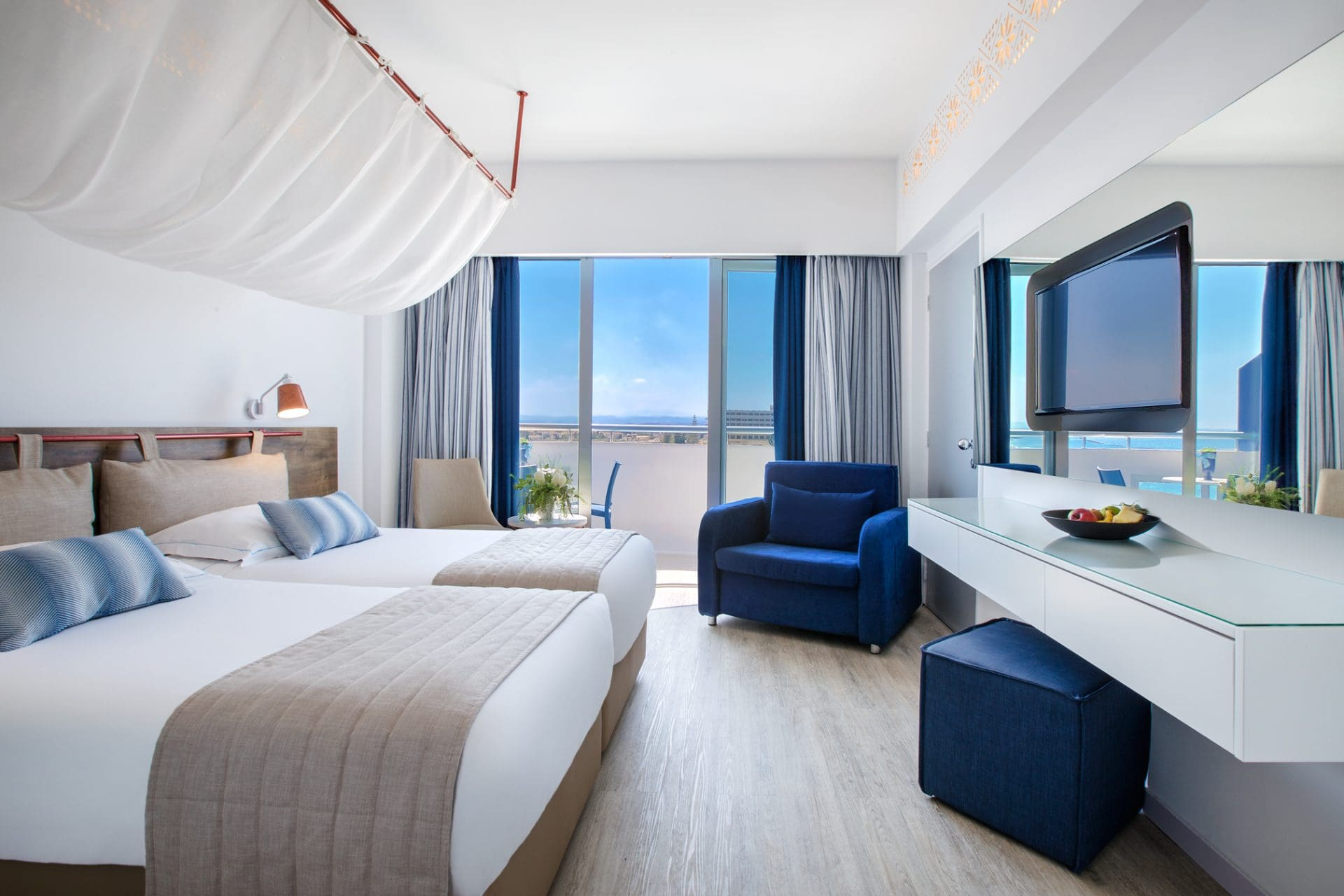 Superior Side Sea View Room